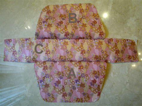 tutorial tas handmade pink bunga tutorial tas handmade pink bunga
