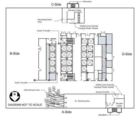 4 Floor Apartment Plan by Fire Fighter Fatality Investigation Report F2007 37 Cdc Niosh