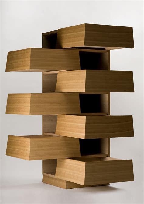 cassettiere design una originale cassettiera in legno