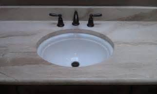 Undermount Bathroom Sinks For Granite Countertops Replacing Undermount Bathroom Sink Granite Countertop