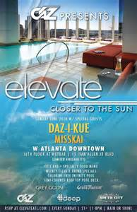 ra elevate rooftop pool party at w atlanta downtown