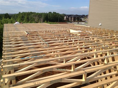Wood Floor Trusses by Floor Trusses Houses Flooring Picture Ideas Blogule