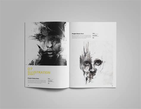graphic designer portfolio template free best graphic design project ideas for portfolio