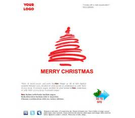 Email Merry Template free email templates