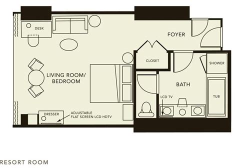 budget hotel design layout typical hotel room floor plan click here for the resort
