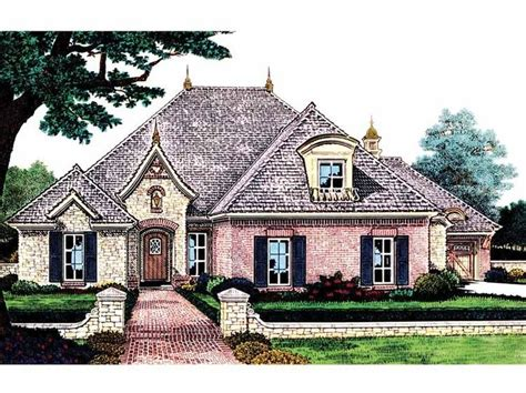 eplans country house plan country porches 2500 square eplans french country house plan affluent living under