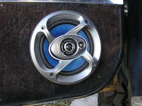 Speaker Blazer 1986 Size Blazer Front Speaker Help Blazer Forum