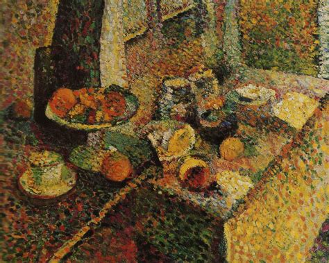 tavola buffet buffet e tavolo opera di henri matisse