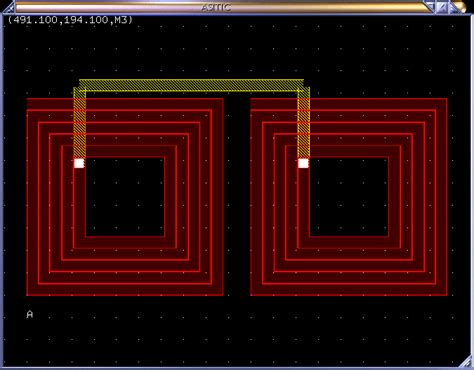 asitic inductor model sle asitic sessions