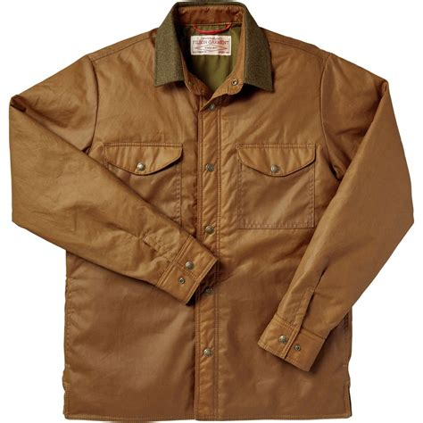 Filson Quilted Jacket by Filson Quilted Mile Marker Jacket Mens