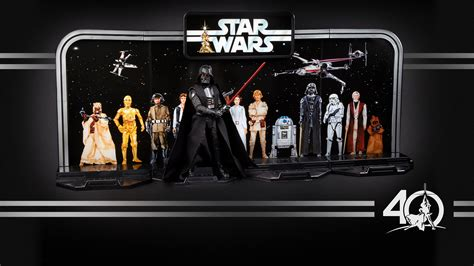 star wars anniversary star wars 40th anniversary gift guide