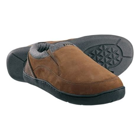 cabela slippers cabela s nubuck leather and wool slippers cabela s canada