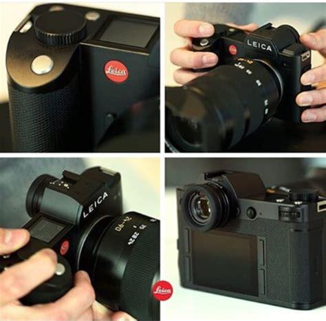 Kamera Mirrorless Leica M leica sl sistem kamera mirrorless dengan sensor frame