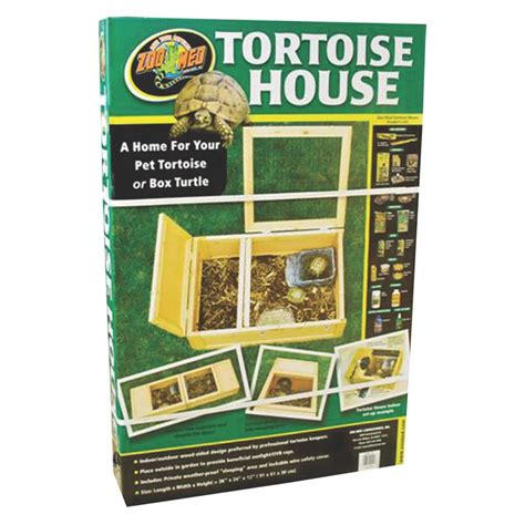 zoo med tortoise house reptile supplies at hayneedle