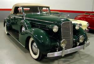 Cadillac Lasalle 1936 Cadillac Lasalle