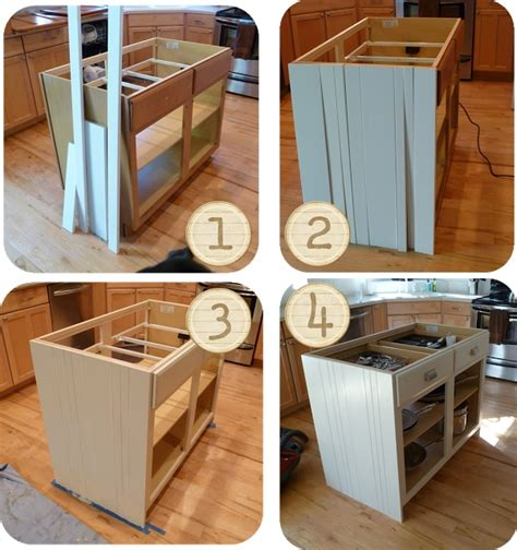 buy and build kitchen cabinets diy kitchen island prefab kitchen cabinet finished on