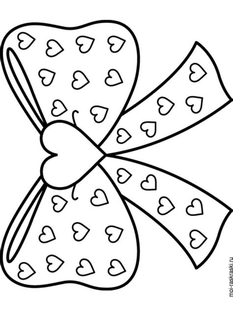 Coloring Page How To Your by Bows Coloring Pages Free Printable Bows Coloring Pages