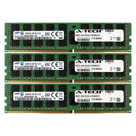 Hp Samsung Memori 16 Gb ddr4 2133mhz samsung 128gb kit 8x 16gb hp proliant ws460c