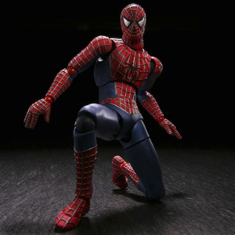 figure pictures revoltech spider new images and info the toyark news