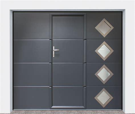 garage bois 2634 la porte de garage sectionnelle sofraferm fen 234 tres