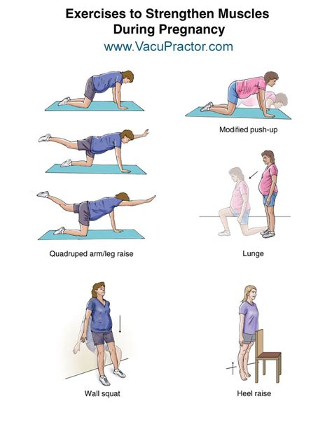 Safe Exercises For Lower Back Safe Exercises During Pregnancy