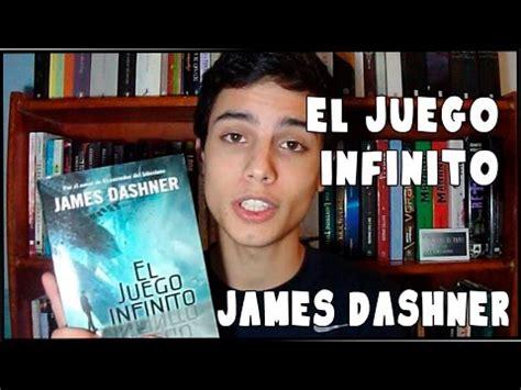 futbol el juego infinito rese 241 a el juego infinito james dashner youtube
