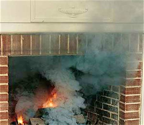 Fireplace Not Drawing by Chimney Drafting Problems