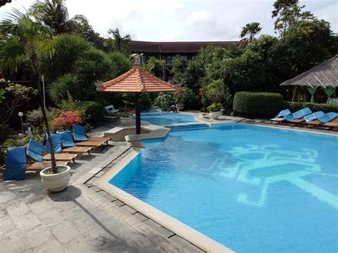 palm beach hotel bali kuta reviews  price