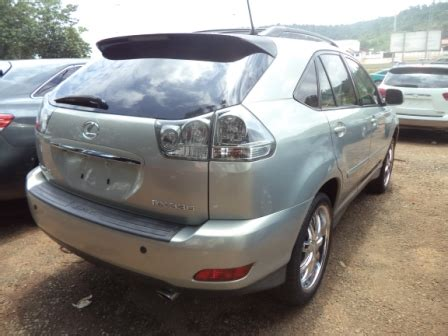 04 Lexus Rx330 Lexus Rx330 04 Option Autos Nigeria