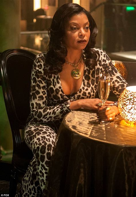 hairdo from the show empire empire s taraji p henson returns to person of interest as