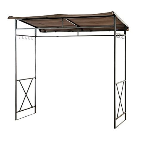 gazebo 4x6 sunjoy l gz652pst lynne grill gazebo gazebos patio and