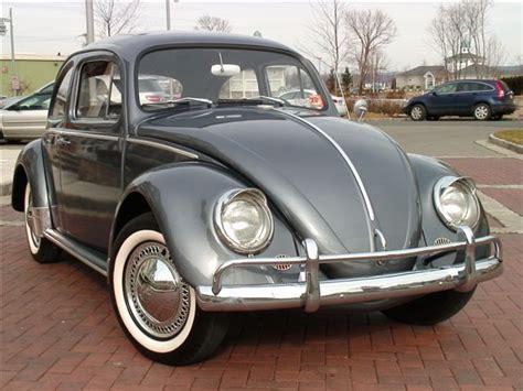grey volkswagen bug vintage vw beetle 1964 charcoal gray vw beetle bug