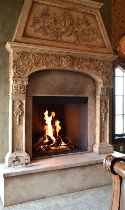 25 best ideas about fireplace on rustic