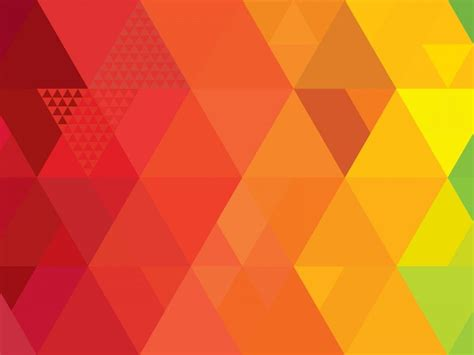 pattern in art powerpoint triangle abstract art ppt backgrounds background