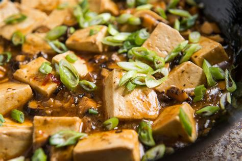 vegetarian mapo tofu recipe nyt cooking