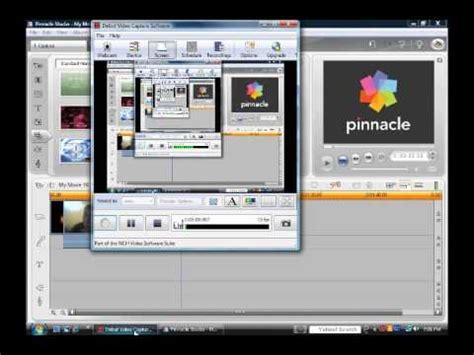 tutorial video pinnacle download free pinnacle studio 12 tutorial free software