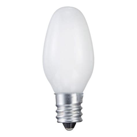 Lu Led Philips 7 Watt philips 7 watt incandescent c7 light bulb 2 pack
