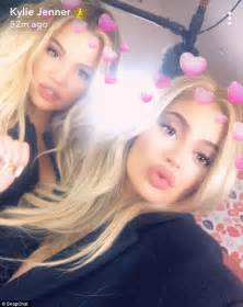 cute blonde casting couch khloe kardashian and kylie jenner sport matching blondes