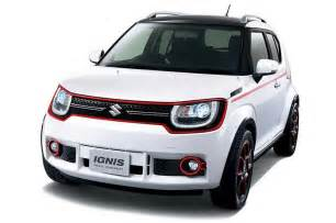 new car in suzuki suzuki ignis 2016