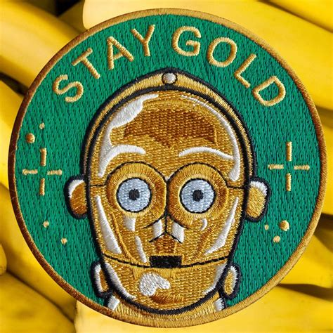 http www labarbudashop product c3po iron on patch br