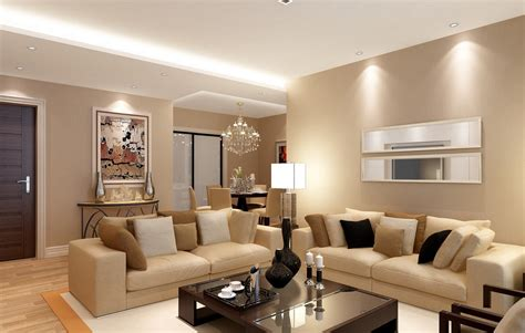 living room interior view of minimalist living room 3d download 3d house