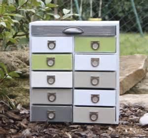 petit meuble avec tiroirs petit meuble patin 233 avec multiples tiroirs id 233 ale pour