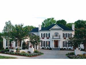 georgian style house plans home plans homepw16662 5 432 square 5 bedroom 5