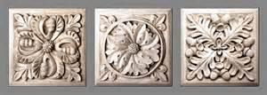 architectural square decorative wall plaques usa