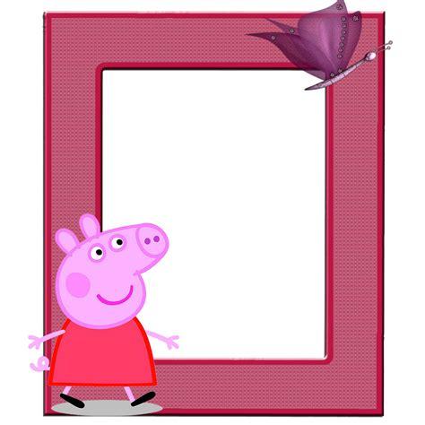 imagenes en png de pepa pig marcos para photoshop y algo mas peppa pig
