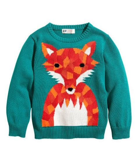 Baby Romper Cardigan Rg H h m fox jumper cato h m foxes and toddler boys