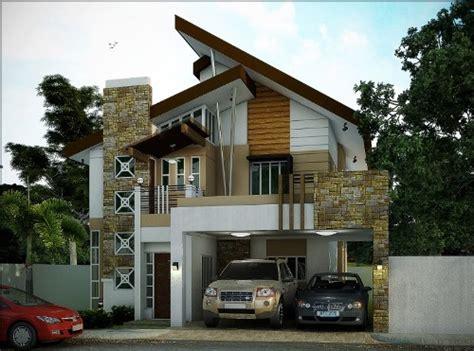 aplikasi desain depan rumah gambar rumah tak depan dengan elemen batu alam