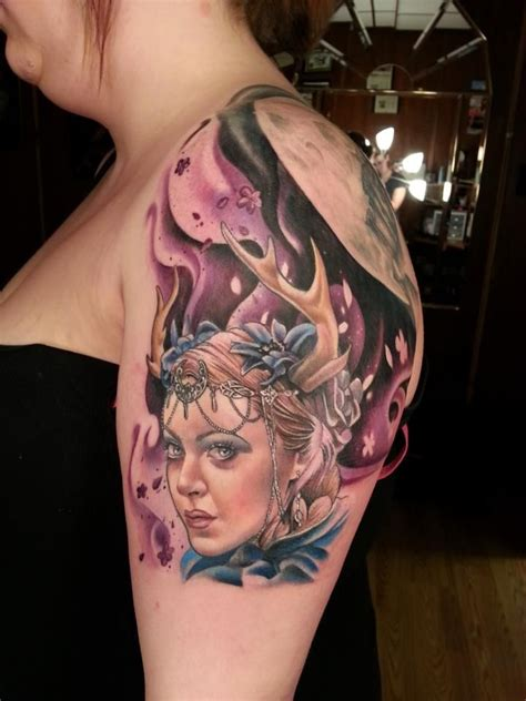 sarah miller tattoos artist miller color