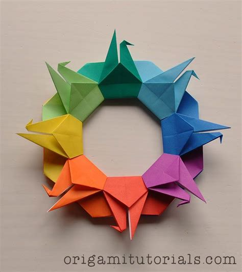 Origami Reef - 25 best ideas about origami cranes on origami