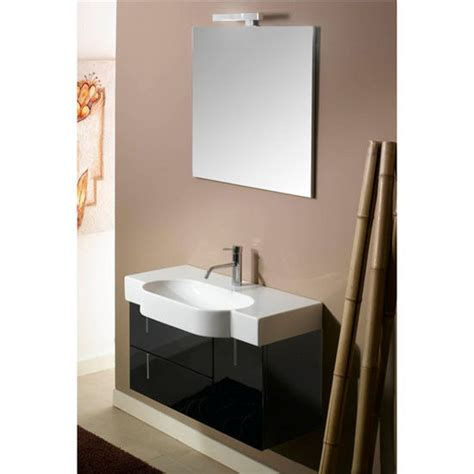 Ada Compliant Bathroom Vanity Enjoy Ne4 Wall Mounted Single Sink Bathroom Vanity Set Includes Cabinet Sink Top Mirror